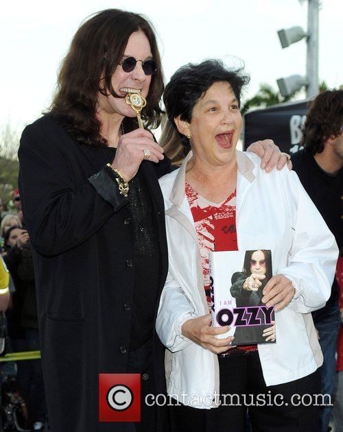 Rocker Ozzy Osbourne, Ozzfest and Ozzy Osbourne 10
