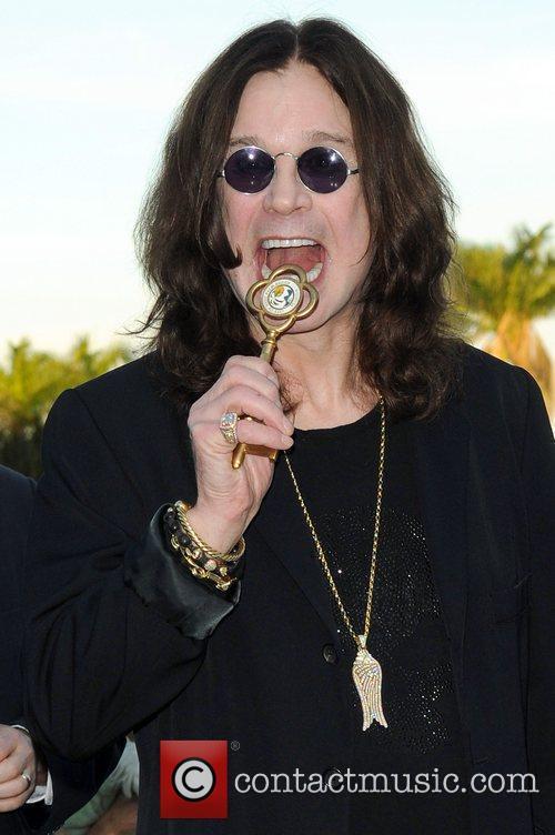 Rocker Ozzy Osbourne, Ozzfest and Ozzy Osbourne 5