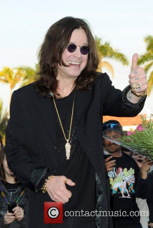 Rocker Ozzy Osbourne, Ozzfest and Ozzy Osbourne 20