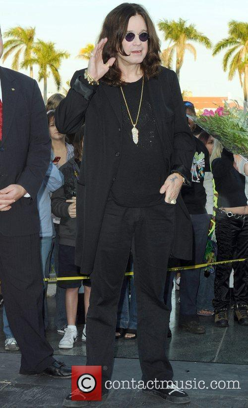 Rocker Ozzy Osbourne, Ozzfest and Ozzy Osbourne 11