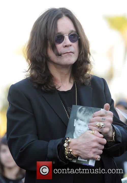 Rocker Ozzy Osbourne, Ozzfest and Ozzy Osbourne 8