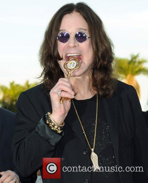 Rocker Ozzy Osbourne, Ozzfest and Ozzy Osbourne 3
