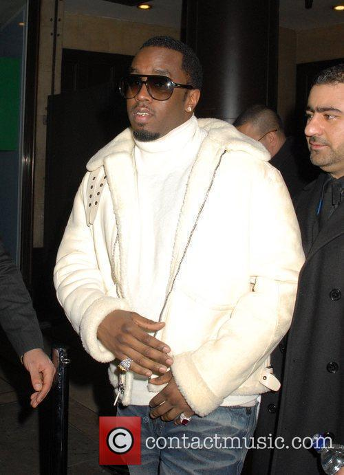 Sean Combs and Real Name Sean Combs 2