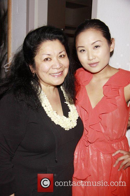 Loretta Ables Sayre and Li Jun Li...