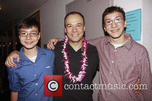 Zachary Burstein, Danny Burstein and Alexander Burstein Closing...