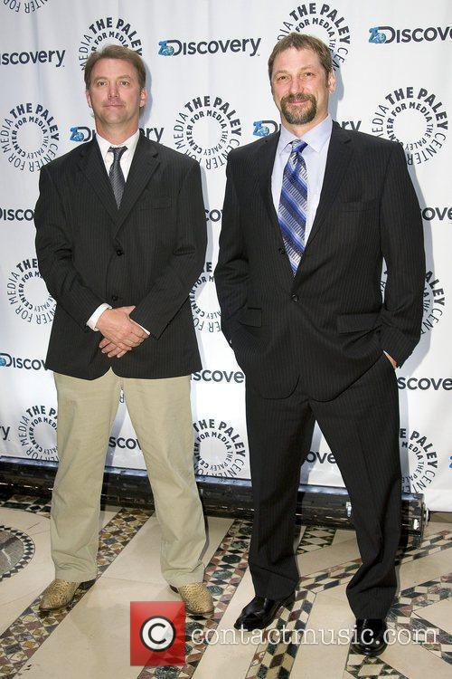 Andy and Jonathan Hillstrand of Deadliest Catch The...