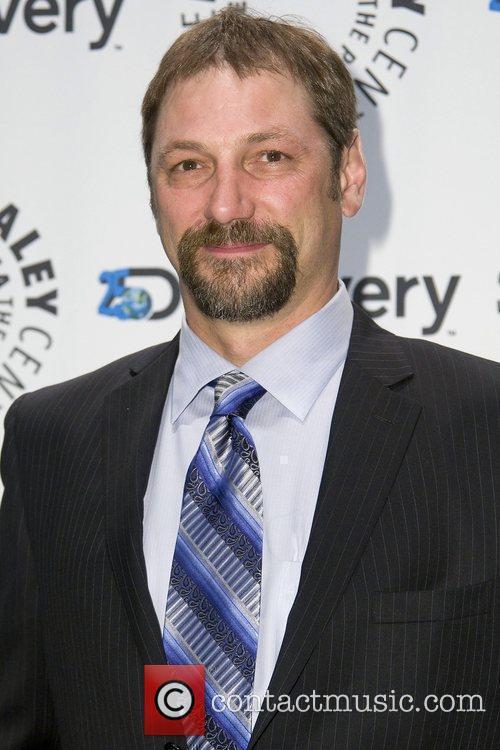 Jonathan Hillstrand of Deadliest Catch The Paley Center...