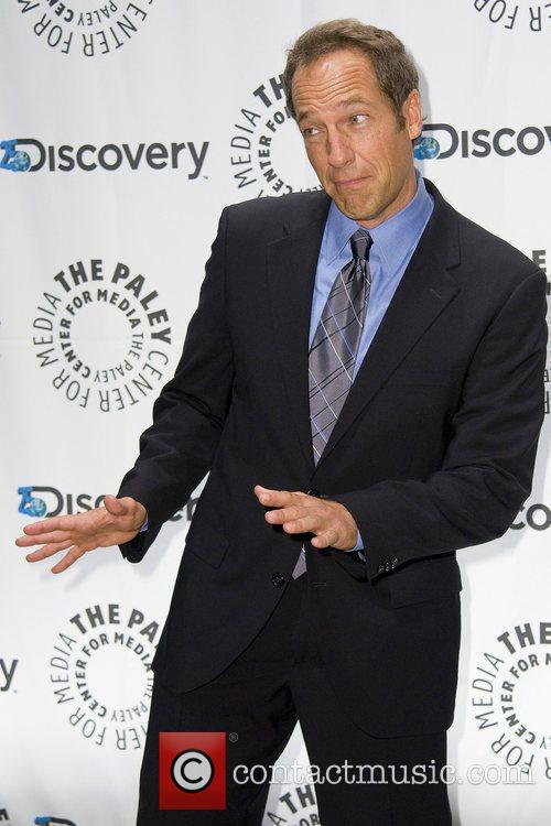 Mike Rowe of Dirty Jobs The Paley Center...