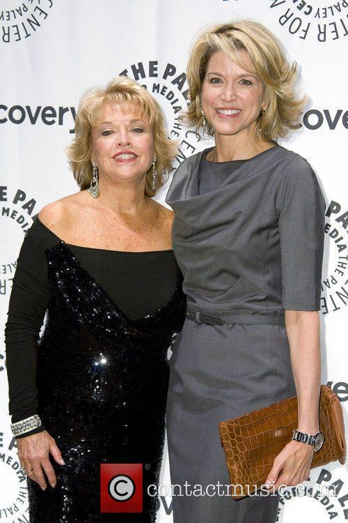 Paula Zahn and guest The Paley Center For...