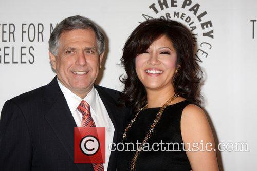 Les Moonves, Al Michaels, Julie Chen and Mary Hart 1