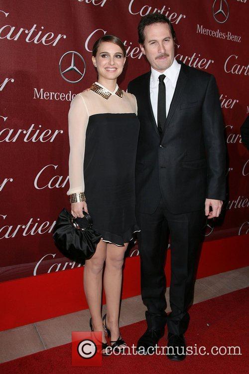 Natalie Portman and Darren Aronofsky 4