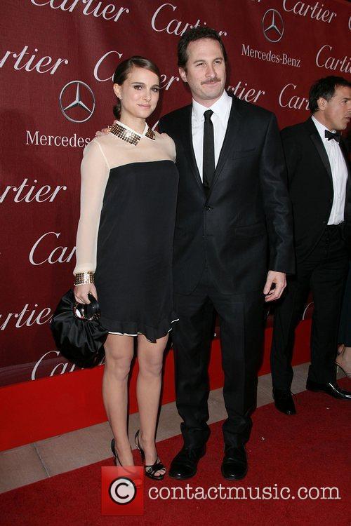 Natalie Portman and Darren Aronofsky 3