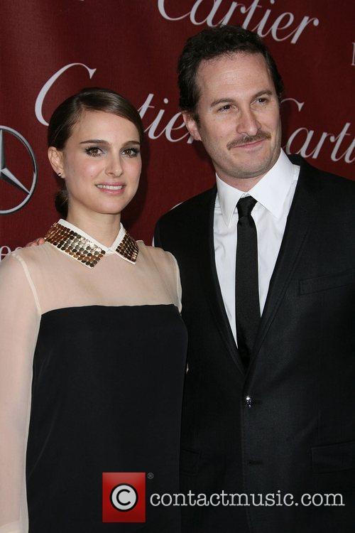 Natalie Portman and Darren Aronofsky 2
