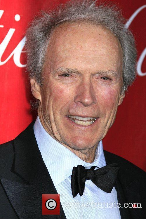 Clint Eastwood 2010 Palm Springs International Film Festival...