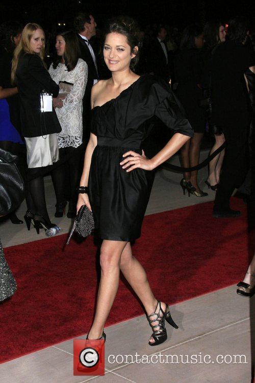 Marion Cotillard 2010 Palm Springs International Film Festival...