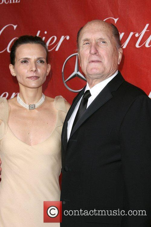 Luciana Pedraza and Robert Duvall 1
