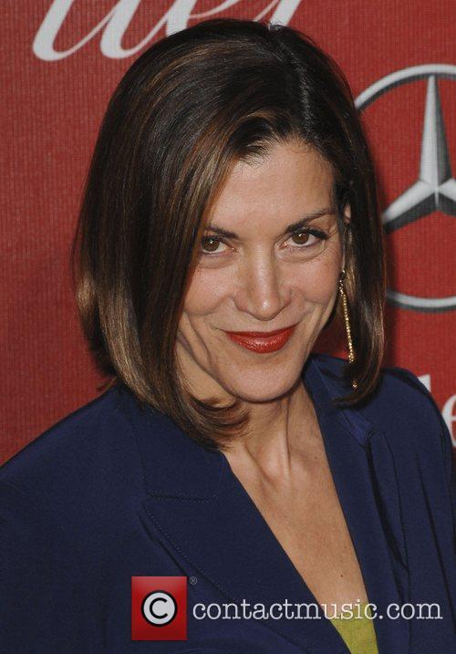 Wendie Malick 2011 Palm Springs International Film Festival...