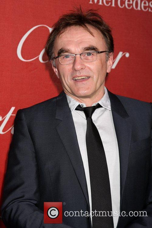 Danny Boyle, Palm Springs Convention Center