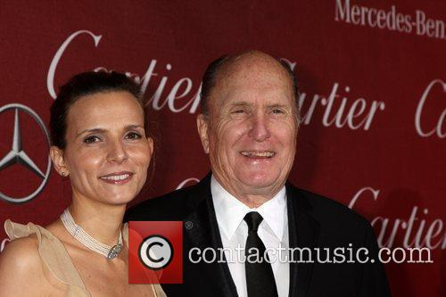 Luciana Pedraza and Robert Duvall 7