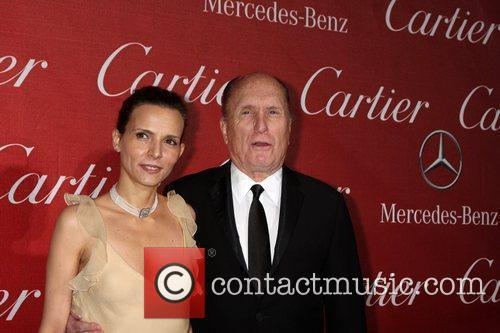Luciana Pedraza, Robert Duvall, Palm Springs Convention Center