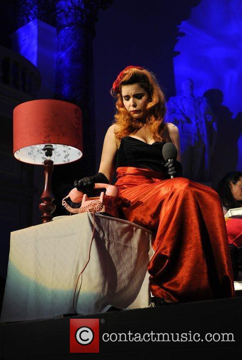 Paloma Faith  In concert at Cheltenham Town...