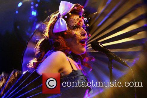 Paloma Faith performing live in concert at Paradiso
