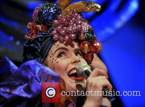 Paloma Faith performs at the O2 Academy Leeds...