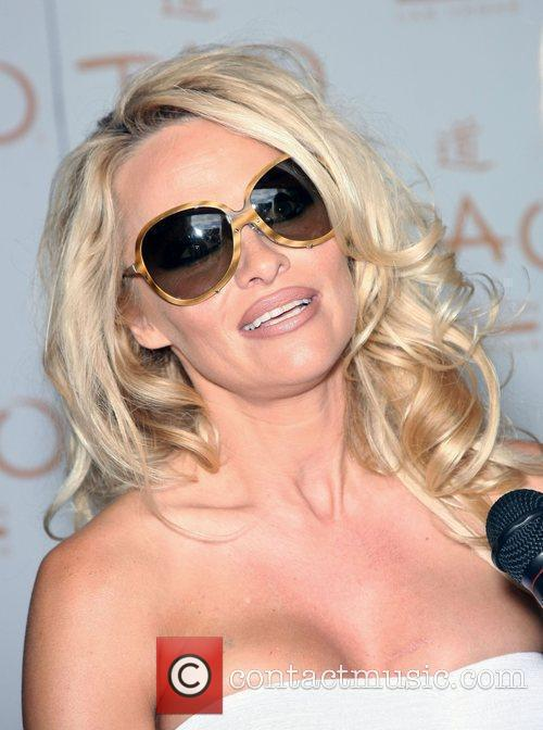 Pamela Anderson and Las Vegas 4