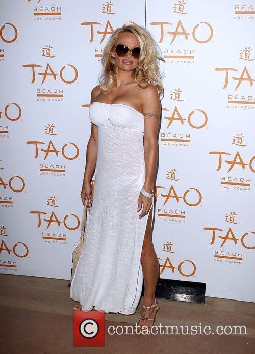 Pamela Anderson and Las Vegas 12