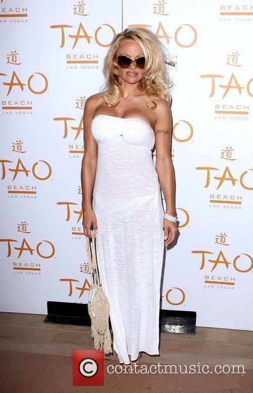Pamela Anderson and Las Vegas 5
