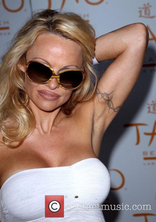 Pamela Anderson and Las Vegas 3