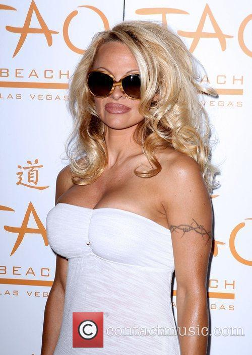 Pamela Anderson and Las Vegas 10