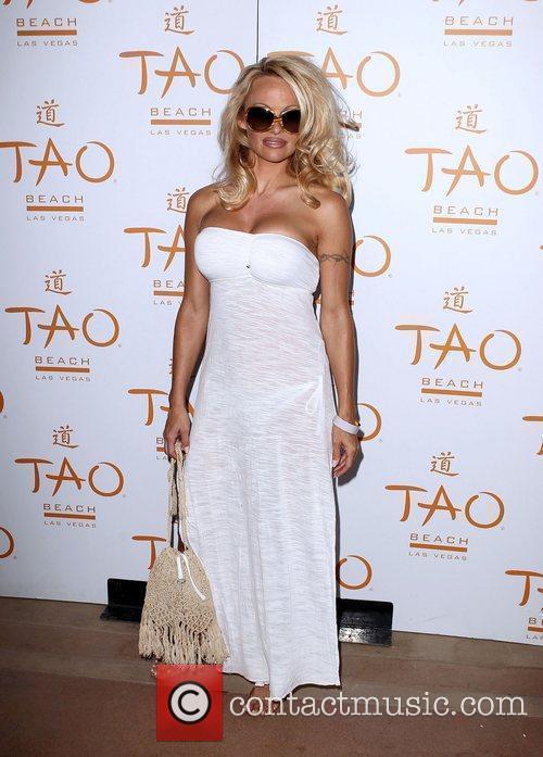 Pamela Anderson and Las Vegas 13