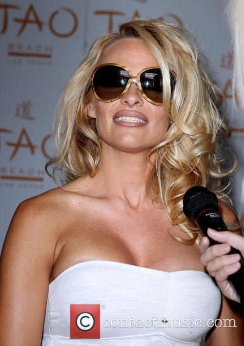 Pamela Anderson and Las Vegas 1
