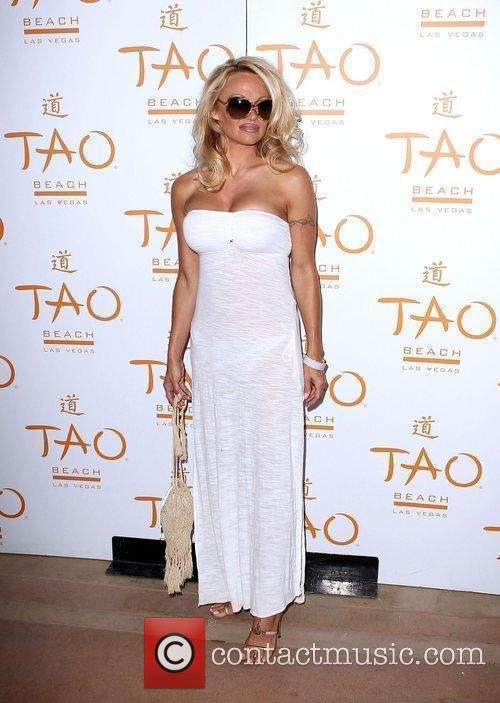 Pamela Anderson and Las Vegas 11
