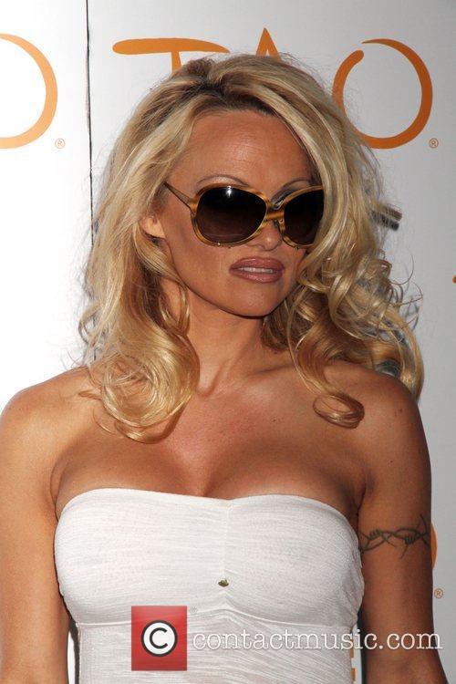 Pamela Anderson and Las Vegas 18