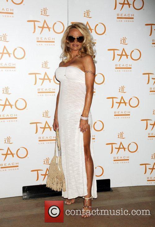 Pamela Anderson and Las Vegas 15