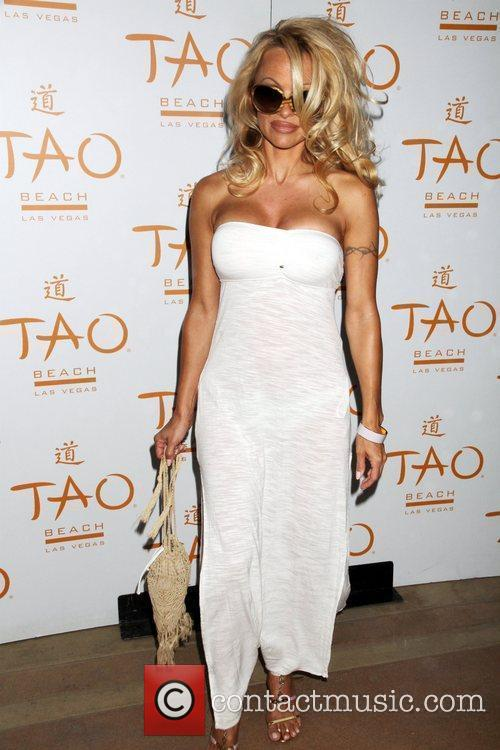 Pamela Anderson and Las Vegas 17