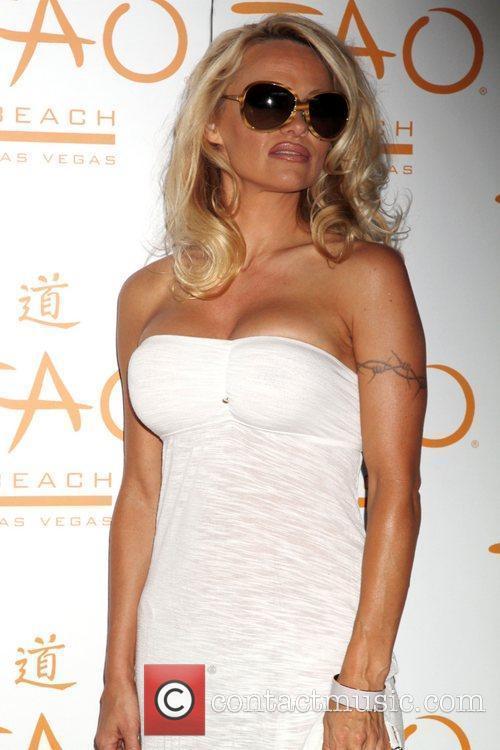 Pamela Anderson and Las Vegas 16