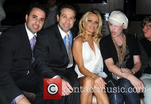 Vatche Manoukian and Pamela Anderson 1