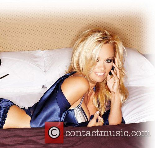Pamela Anderson, Cameo, Ed Westwick and In The Bedroom