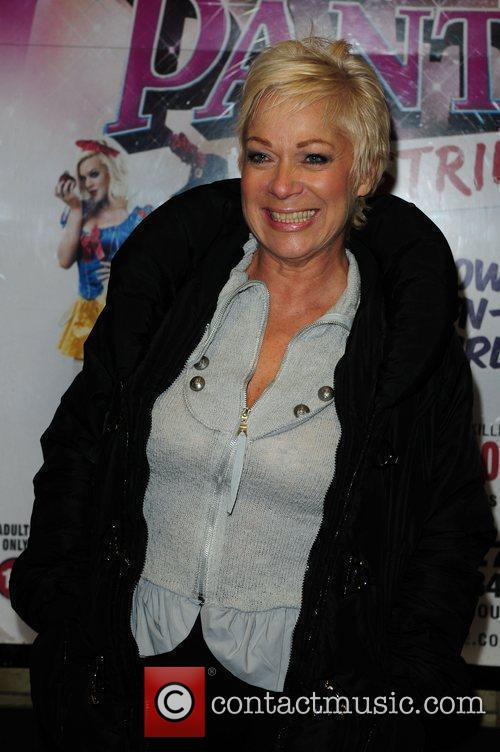 Denise Welch 'Pantos on Strike' at the Opera...