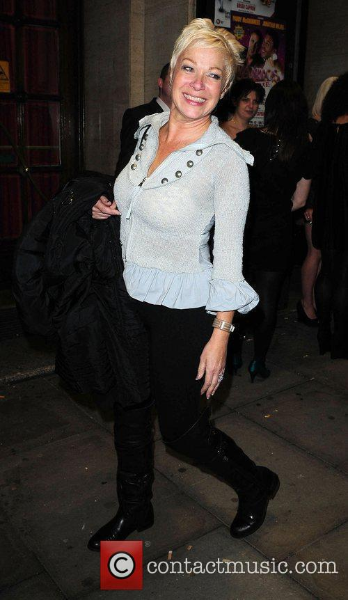 Denise Welch at the Opera House Manchester to...