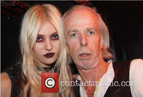 Taylor Momsen and Don Hill Paper magazine and...
