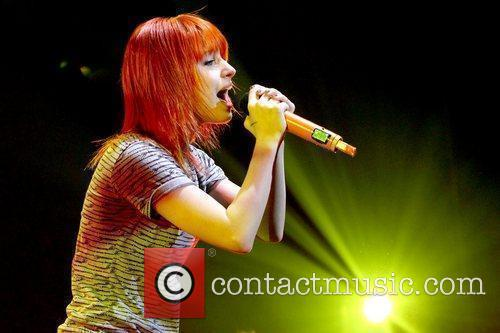 Hayley Williams and Paramore 8