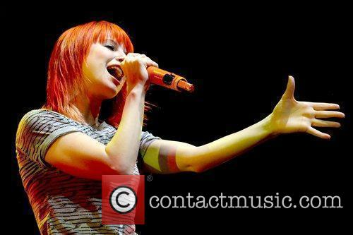 Hayley Williams and Paramore 16