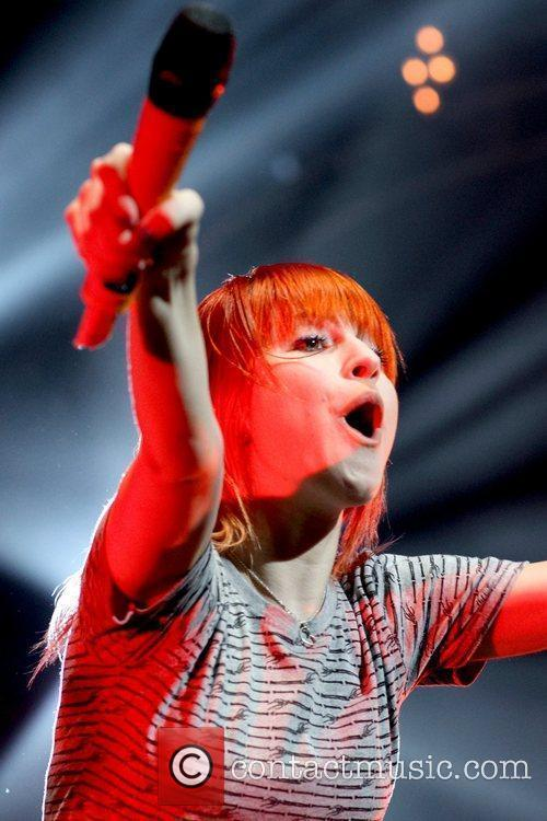 Hayley Williams and Paramore 13