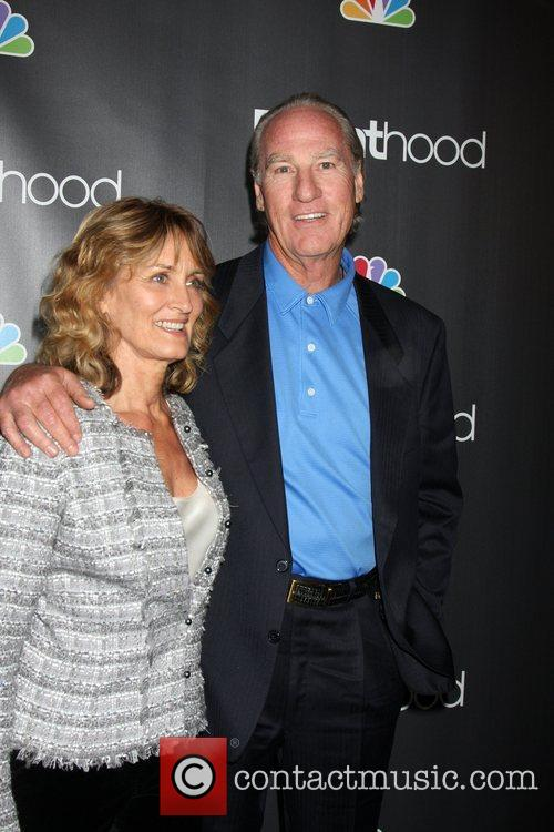 Craig T Nelson and Wife Doria Cook-nelson 3