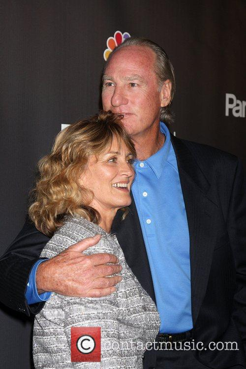 Craig T Nelson and Wife Doria Cook-nelson 2
