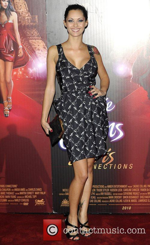 Premiere of 'Paris Connections' at Vue Cinema, Leicester...